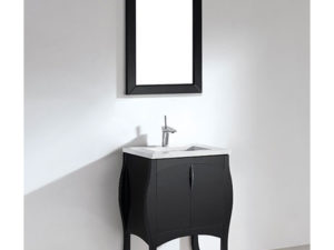 Sorrento – 27′ Espresso Bathroom Vanity Madeli