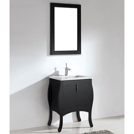 Sorrento – 27′ Espresso Bathroom Vanity Madeli
