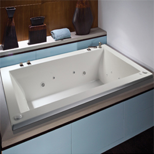 Mti Andrea® 14 Roomy Rectangle Bathtub