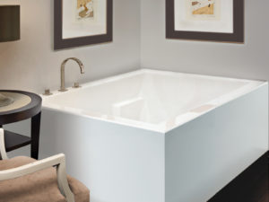 Mti Andrea® 9 Sculpted Finish®freestanding Bathtub