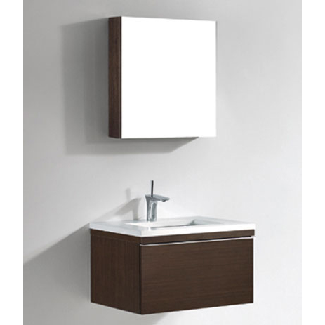 Venasca – 30′ Walnut Bathroom Vanity Madeli