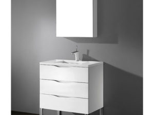 Milano – 30′ White Bathroom Vanity Madeli