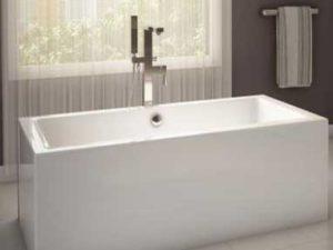 Alcove Wisteria R Freestanding Bathtub