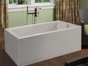 Mti Andrea® 19 Sculpted Finish® Freestanding Bathtub