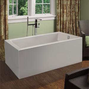Mti Andrea® 19 Sculpted Finish® Freestanding Bathtub