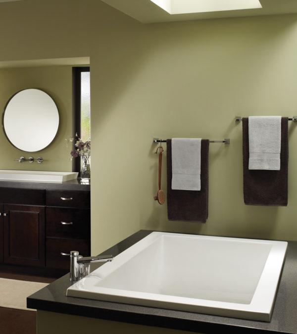 Mti Andrea® 21 Rectangular Bathtub
