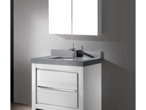 Vicenza – 36′  White Bathroom Vanity Madeli