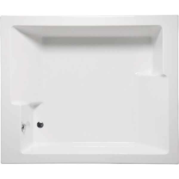 Confidence Rectangular Tub
