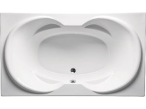 Icaro Oval Bathtub