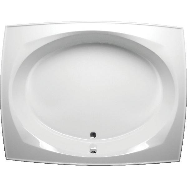Malibu Oval Bathtub