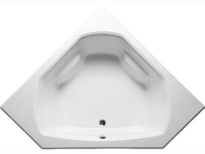 Quantum Corner Tub