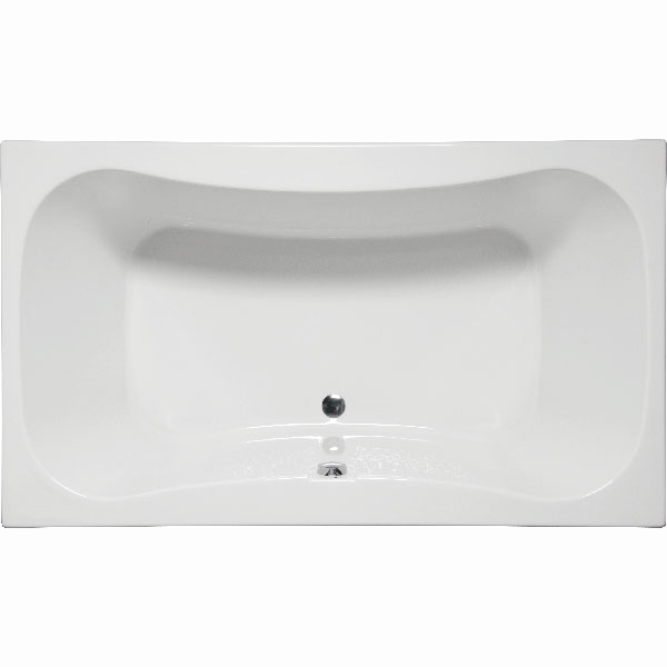Rampart 6042 Rect. Tub