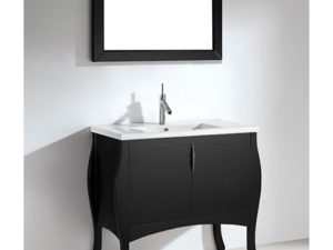 Sorrento – 39′ Espresso Bathroom Vanity Madeli
