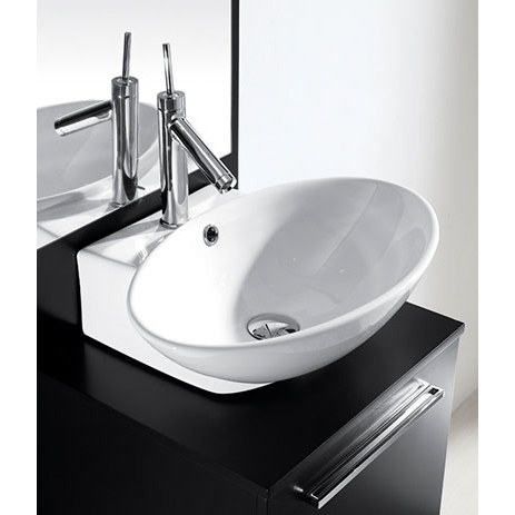 Alassio – 18′ Espresso Bathroom Vanity Madeli