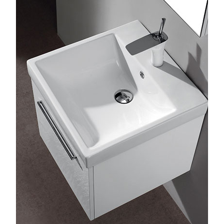 Arezzo – 20′ White Bathroom Vanity Madeli