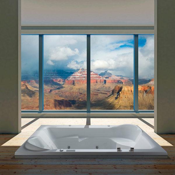 Mti Siesta 1 Bathtub
