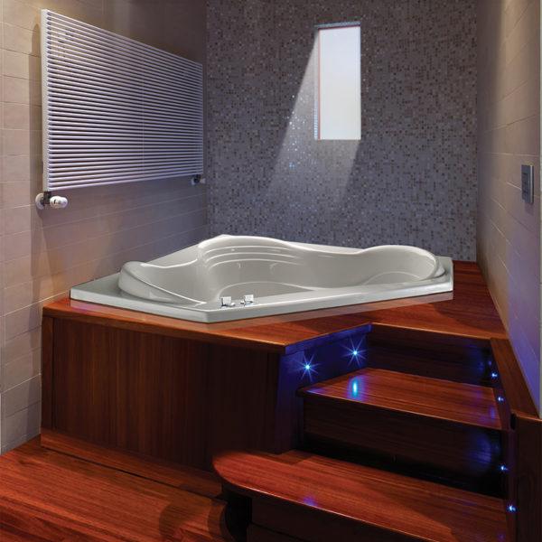 Mti Cayman 4 Bathtub