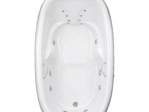 Avalon Whirlpool Bathtub By Mansfield