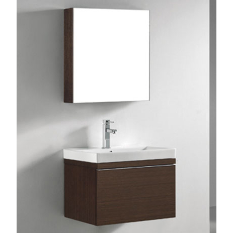 Venasca – 24′ Walnut Bathroom Vanity Madeli