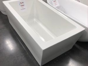 Jason Freestanding Bathtub 66×42