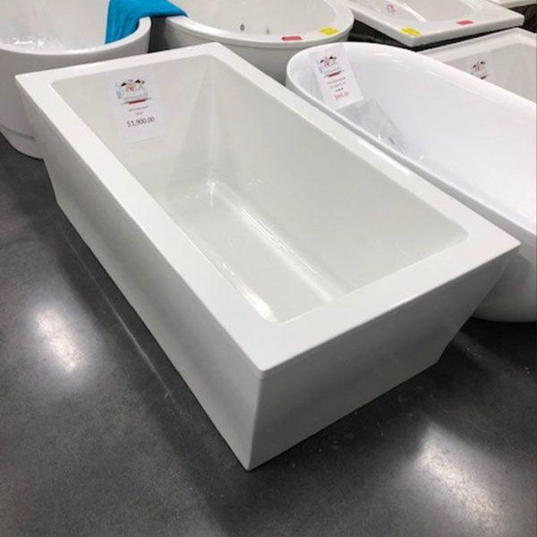 Jason Freestanding Bathtub 66×42