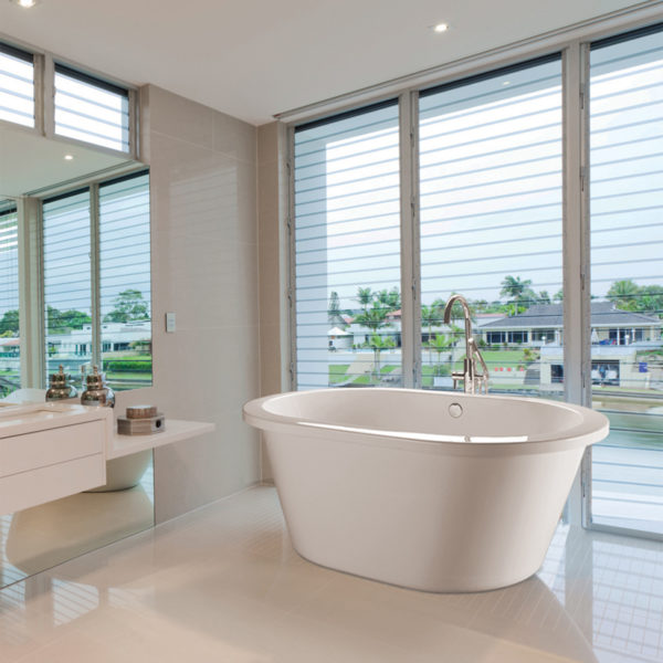 Mti New Yorker 3 Freestanding Bathtub