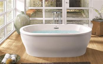 Jason Forma Freestanding Bathtub 72 X 42 X 22′