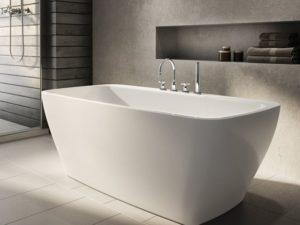 Tubs And More Waltz Petite Acrylic Bathtub