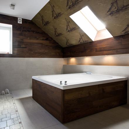 Hs Alexis Rectangular Bathtub