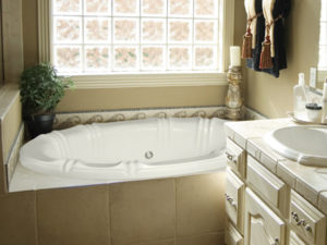 Hs Alyssa Oval Bathtub