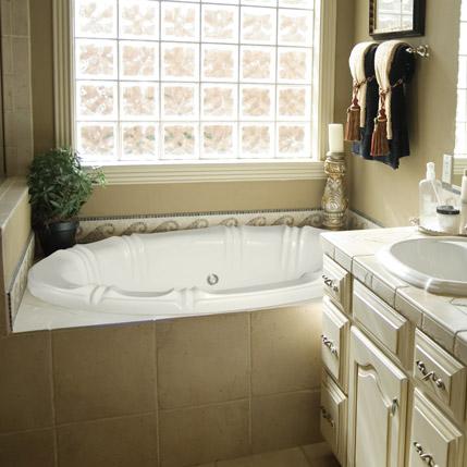Hs Alyssa Oval Bathtub