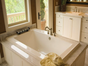 Hs Angel Rectangular Bathtub