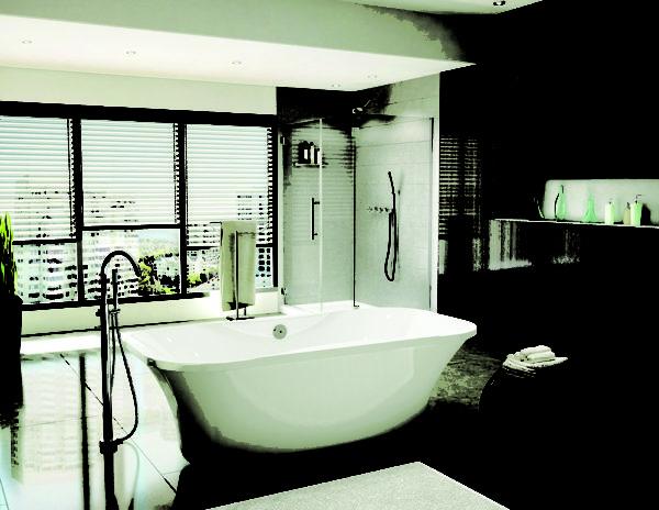 Fleurco Aria Freestanding Bathtub Prelude