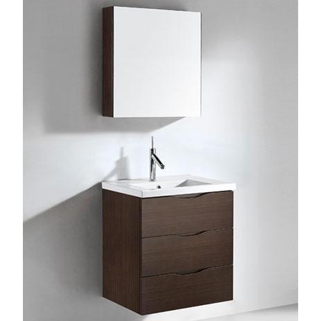 Bolano – 24′ Walnut Bathroom Vanity Madeli