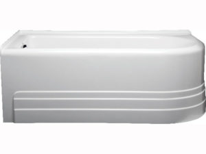 Americh Bow 6032 Lh Bathtub