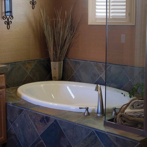 Hs Studio Oval Bathtub