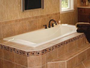 HS Charlotte Rectangular Bathtub