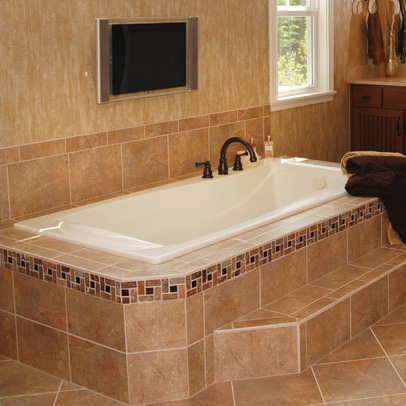 Hs Charlotte Rectangular Bathtub