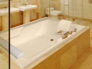 Hs Duo Rectangular Bathtub