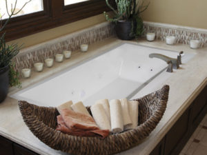 Hs Eileen Rectangular Bathtub