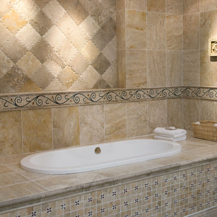 Hs Elle Oval Bathtub