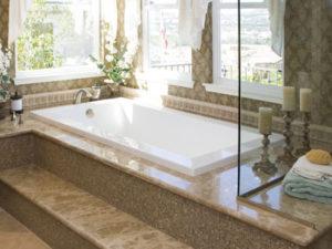 Hs Emma Rectangular Bathtub