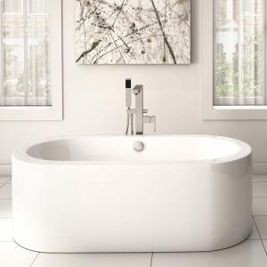 Alcove Wisteria O Freestanding Bathtub