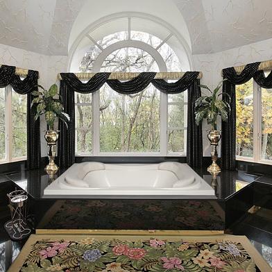 Hs Fantasy Rectangle Bathtub