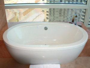 Hs Galaxie Freestanding Bathtub