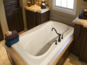 Hs Jennifer Rectangular Bathtub