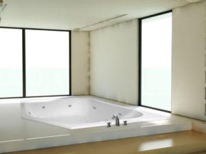 Hs Katarina Corner Bathtub