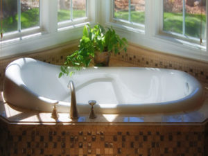 Hs Kimberly Oval Bathtub