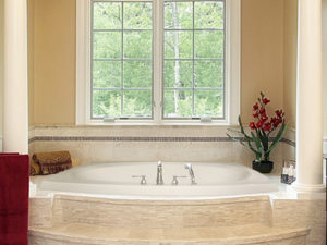 HS Largo Rectangular Bathtub