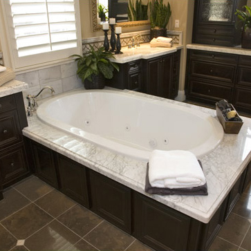 Hs Lorraine Oval Bathtub